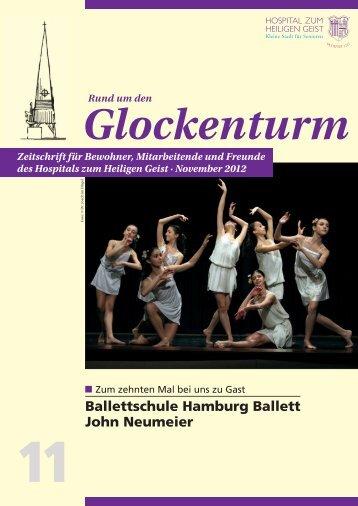 Ballettschule Hamburg Ballett John Neumeier - Hospital zum ...