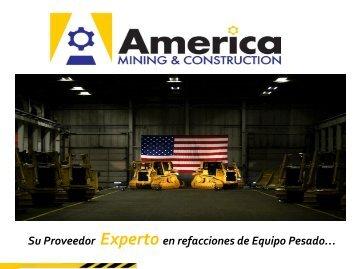 Presentación America Mining & Const. Parts