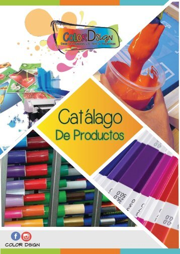 CATALAGO 2017 COLORDSIGN