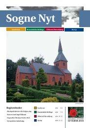 Sogne Nyt - Sanderum Kirke