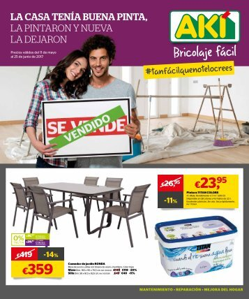 folleto AKÍ  Jardin hasta 25 de Junio 2017