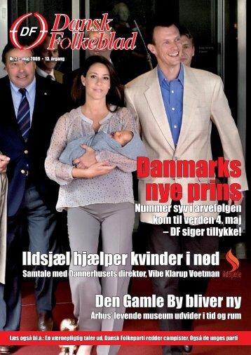 Danmarks nye prins - Dansk Folkeparti