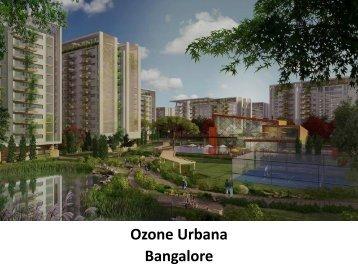 Ozone Urbana