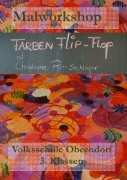 Farben Flip Flop