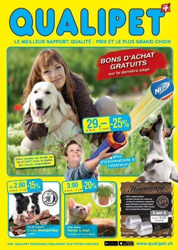 QUALIPET FLyer 03 / 2017 Français