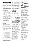 Sony BDV-N990W - BDV-N990W Guide de référence Hongrois - Page 2