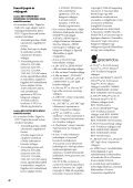 Sony BDV-N990W - BDV-N990W Guide de référence Hongrois - Page 4