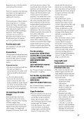 Sony BDV-N990W - BDV-N990W Guide de référence Finlandais - Page 3