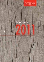 For perioden 01.01.2011 - Skogbrand