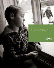 Årsberetning 2010 - LOKK