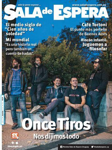 Revista Sala de Espera Uruguay Nro. 107 - Junio 2017