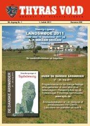 LANDSMØDE 2011 - Slesvig-Ligaen