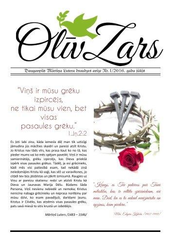Olivzars Nr. 1
