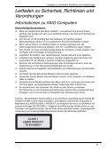 Sony VGN-Z41ZRD - VGN-Z41ZRD Documents de garantie Allemand - Page 5