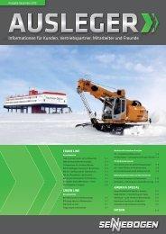 AUSLEGER - SENNEBOGEN Maschinenfabrik GmbH