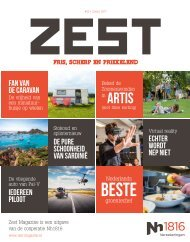 Zest Magazine zomer 2017