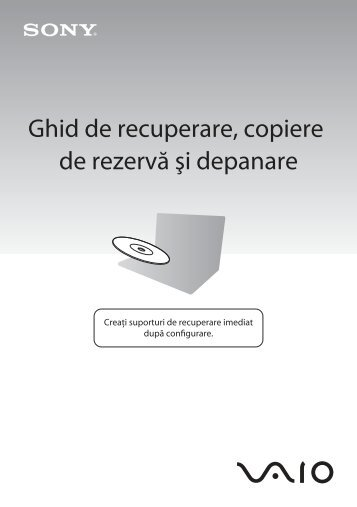 Sony VPCEB4L1E - VPCEB4L1E Guide de dépannage Roumain