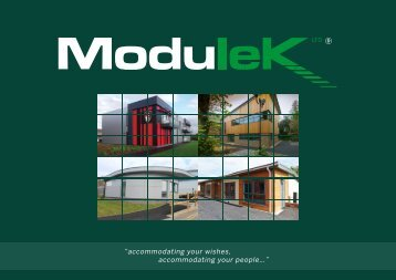 Modulek LTD - Products & Services Catalogue