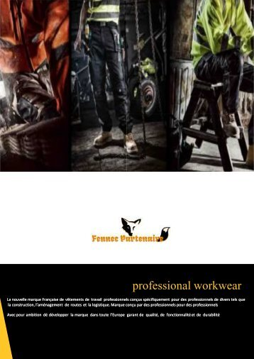 2017_CATALOGUE-Fennec-WORKWEAR