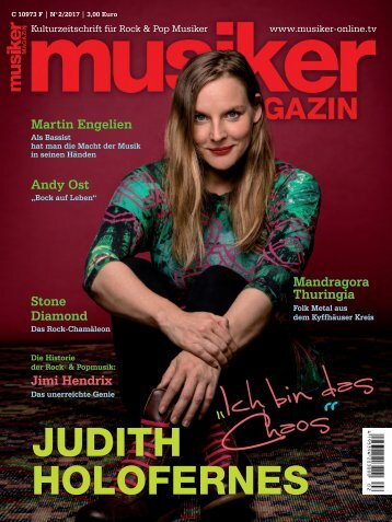 Musiker Magazin 02/2017