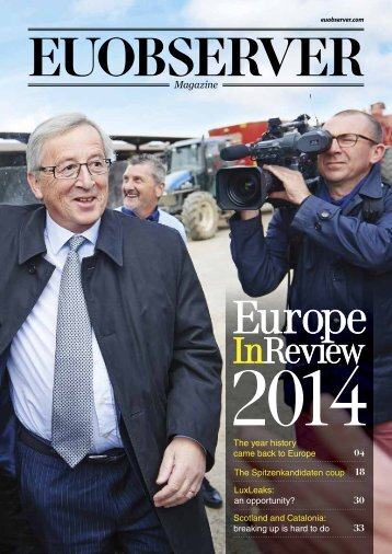 Europe in Review 2014