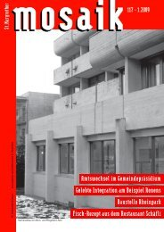 09-01-mosaik [PDF, 1.54 MB] - St. Margrethen