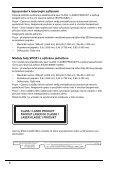 Sony VPCJ11M1E - VPCJ11M1E Documenti garanzia Slovacco - Page 6