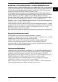 Sony VPCJ11M1E - VPCJ11M1E Documenti garanzia Slovacco - Page 7