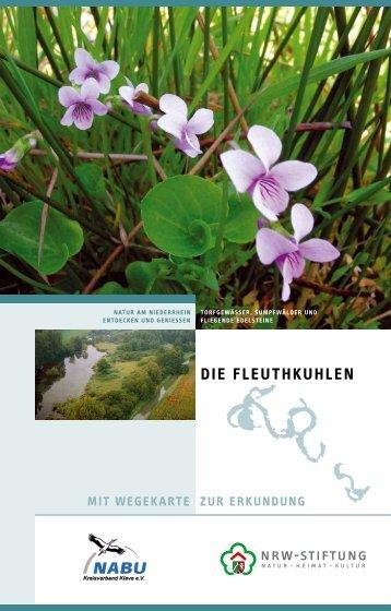 DIE FlEuthkuhlEn - NRW-Stiftung