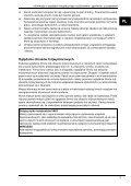 Sony VPCSB2S9E - VPCSB2S9E Documents de garantie Polonais - Page 7