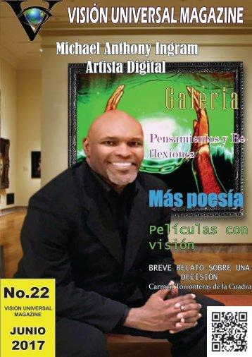 Edición No. 22  Junio 2017