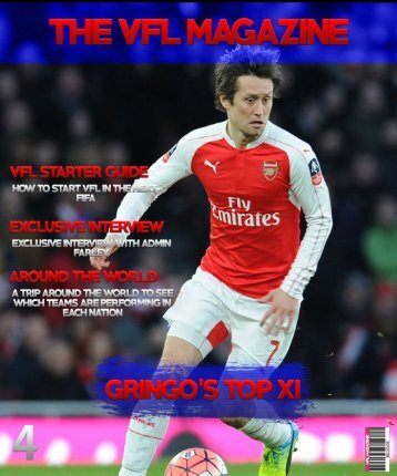 VFL Magazine - 4