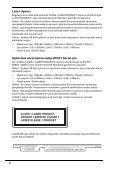 Sony VPCEA2S1R - VPCEA2S1R Documents de garantie Turc - Page 6