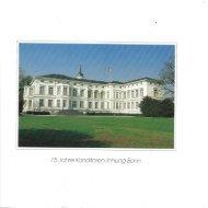 Löhrer Heinz und seine Konditoren in Bonn - Festschrift original mit allen Leerseiten