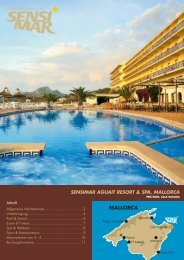 sensimar aguait resort & spa, mallorca