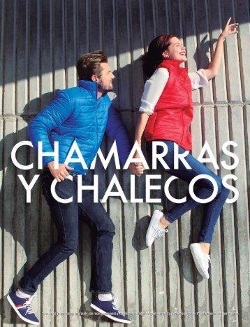 CHAMARRAS 2018
