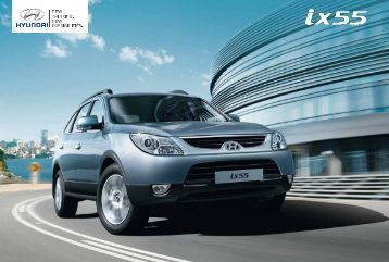 3 | ix55 - Hyundai Johnen