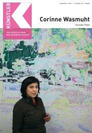 Corinne Wasmuht - Zeit Kunstverlag