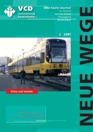 R E G IO N A L - VCD Landesverband Elbe-Saale