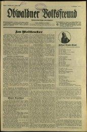 Obwaldner Volksfreund 1947