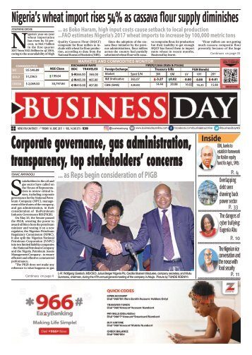 BusinessDay 16 Jun 2017