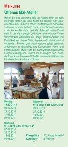 Bildhauerkurse - Artenreich Kunstwerkstatt - Seite 6
