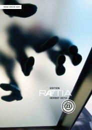 HERBST 2012 EDITION - Edition Raetia
