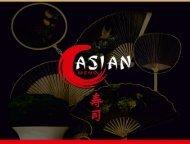 Asian menu 2017 - MARIONETTE Bar & Dinner