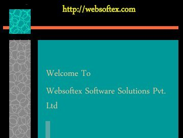 Print Order Software, Banking Software, Loan Software, Co-Operative Banking Software, Online HR Software