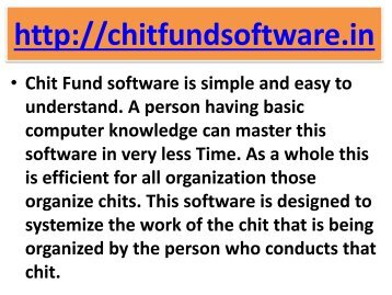 Chit Fund Auction, Chit Fund Instruction, Chit Fund App, Chit-Fund Demo, Chit Fund Finance