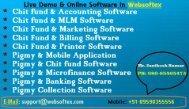 Chit Fund Software-MLM Software-Billing Software-Chit Fund-Pigmy  Chit Software