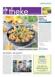 THEKE Juni 2017 | Der regionale Appetitmacher