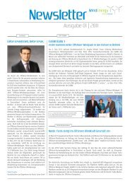 Newsletter als PDF - Wind Energy Network
