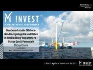 Invest in Mecklenburg-Vorpommern GmbH, Ulf Riedel